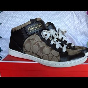 Coach Zoey Sneakers